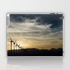 Wind Turbines Landscape Laptop & iPad Skin