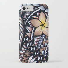 Samoan Beauty Slim Case iPhone 7