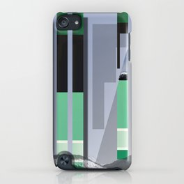 Rolling Through The Pines iPhone Case