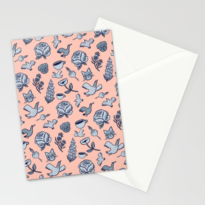 A Few Favorite Things Stationery Cards