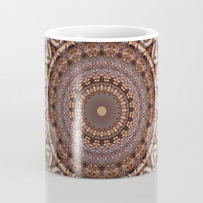 Mandala romantic pink Coffee Mug