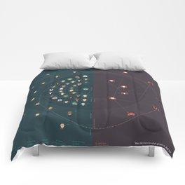 Jedi & Sith Comforters
