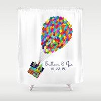 custom Shower Curtains featuring Custom by foreverwars