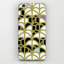Nuvo gost hill iPhone Skin