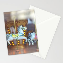 Merry-Go-Round Stationery Cards