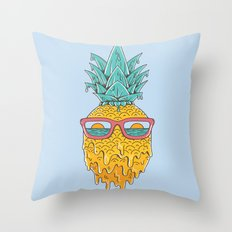 Pineapple Summer Throw Pillow