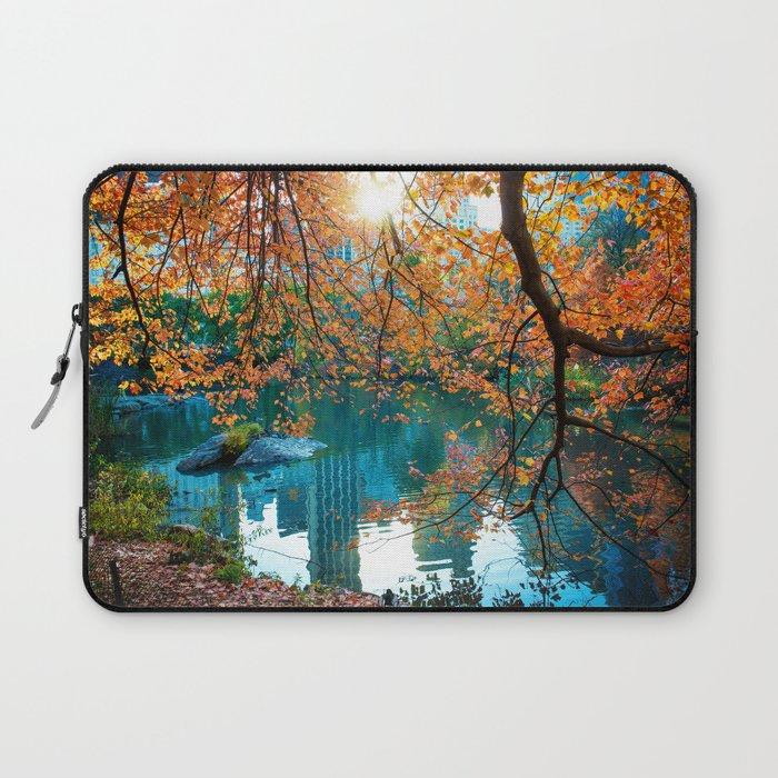 Magical Fall Laptop Sleeve