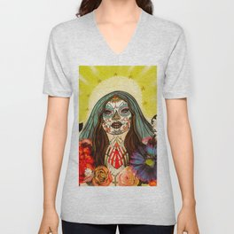 Pray for me Unisex V-Neck