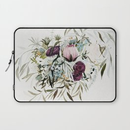 Rustic and Free Bouquet Laptop Sleeve