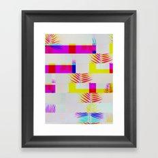 Palm Dream Framed Art Print