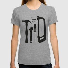 Tools Pattern T-shirt