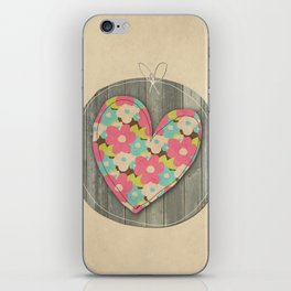 heart iPhone Skin