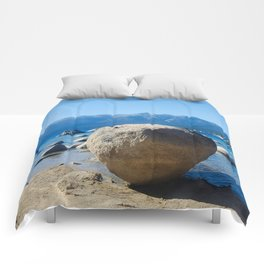 The Organic Placement of Nature Comforters