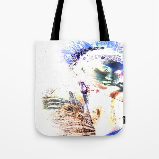 Subtle Flambouyance Tote Bag