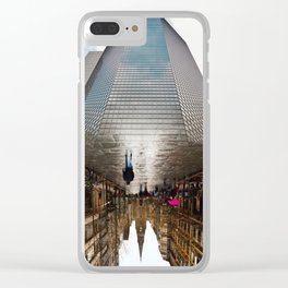 Surrealley Clear iPhone Case