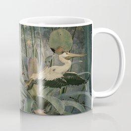 The Loving Pelican Coffee Mug