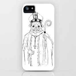 The Pug iPhone Case