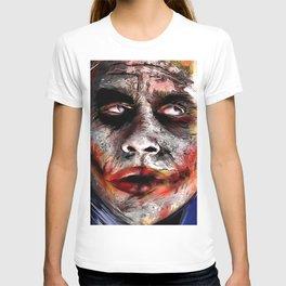 The Joker Painted T-shirt