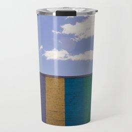 Colored Wall Travel Mug