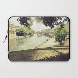 Seine, Paris Laptop Sleeve