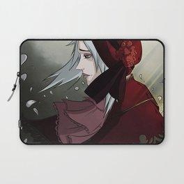 Farewell Good Hunter - Bloodborne The Doll Laptop Sleeve