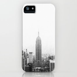NEW YORK CITY iPhone Case