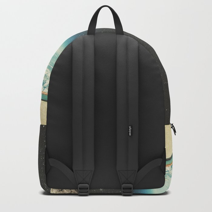 Summer with a Chance of Asteroids Backpack