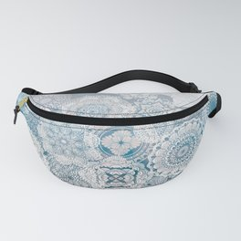 BRODAT on Blue Fanny Pack