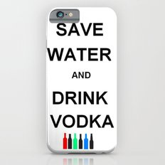 Drink Vodka Slim Case iPhone 6s
