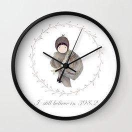 I still believe in 398.2 Wall Clock