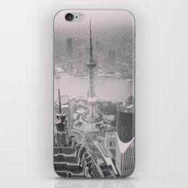 Shanghai iPhone Skin