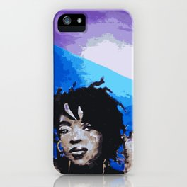 Ms Hill iPhone Case