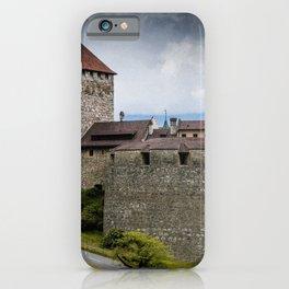 Vaduz Castle iPhone Case