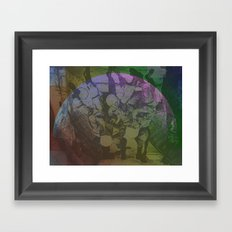 Requirements in the Space Framed Art Print