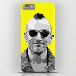 TRAVIS BICKLE iPhone Case