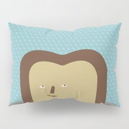 Just Poppin' in to say Hello Pillow Sham