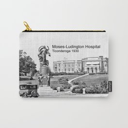 Moses-Ludington Hospital 1930 Carry-All Pouch
