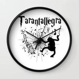 Magic Spell Dance Wall Clock