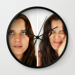 Scout. Wall Clock
