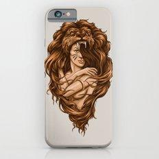 Lion Queen Slim Case iPhone 6s