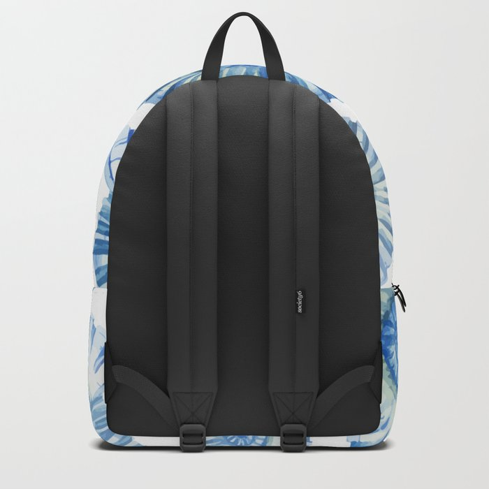 Sea Life Pattern 04 Backpack