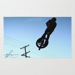 Biking High Rug