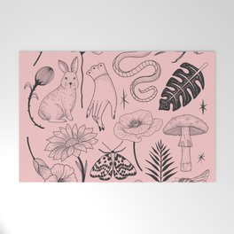 NATURE Welcome Mat