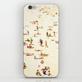 Summer #society6 #decor #buyart iPhone Skin