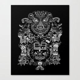 Ri-Damn-Diculous Canvas Print