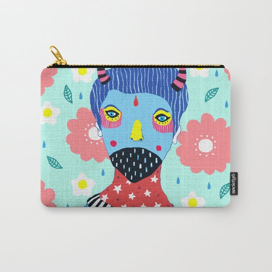 Make Me Colourful Carry-All Pouch