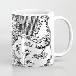 Space Knight Tess Coffee Mug