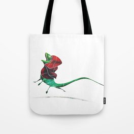 Frill-necked Lizard Tote Bag