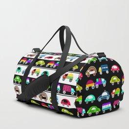 Children's cars, toys Duffle Bag
