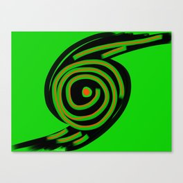 Spin Out Sixty Nine Canvas Print
